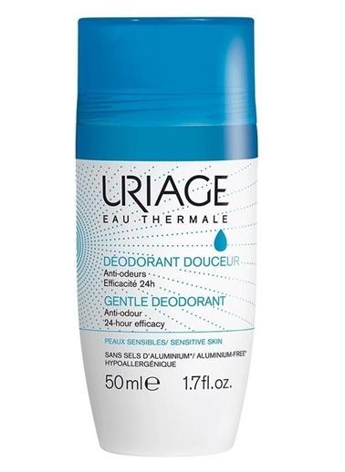 Uriage Uriage Gentle Deodorant Roll On 50 ml Renksiz